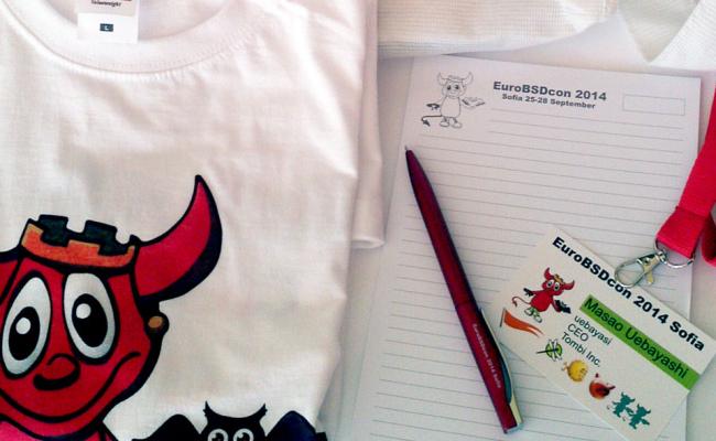 Работни материали за EuroBSDcon Sofia 2014