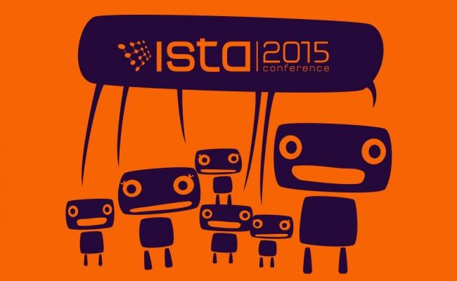 Рекламни чанти за ISTA Con 2015